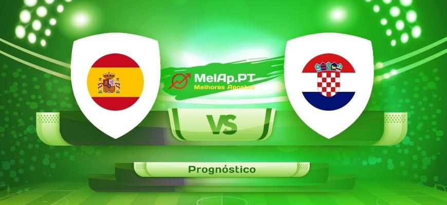 Espanha -21 vs Croácia -21 – 31-05-2021 16:00 UTC-0