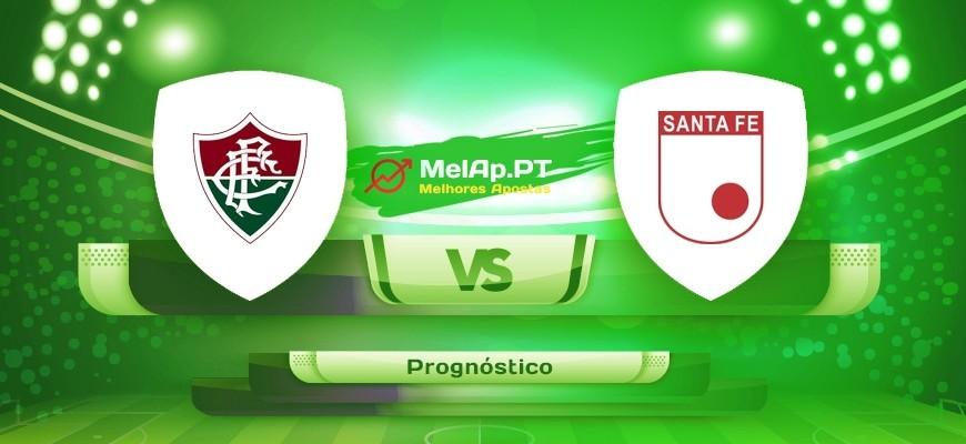 Fluminense RJ vs Santa Fe – 13-05-2021 00:00 UTC-0