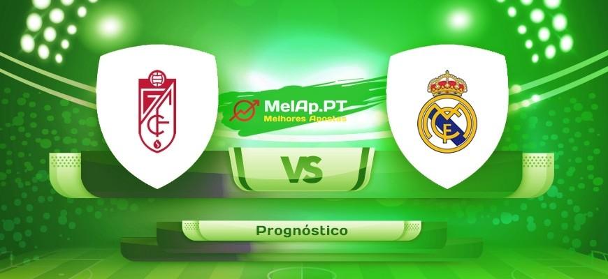 Granada vs Real Madrid – 13-05-2021 20:00 UTC-0