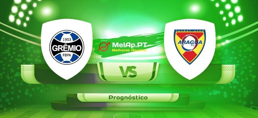 Gremio FB Porto Alegrense RS vs Aragua FC – 07/05-01:15