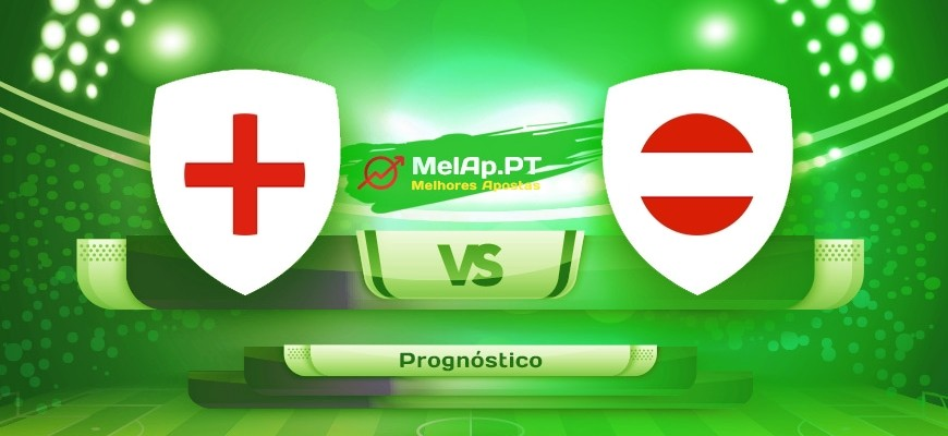 Inglaterra vs Áustria – 02-06-2021 19:00 UTC-0