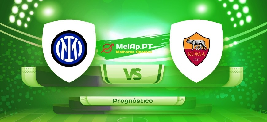 Inter Milão vs AS Roma – 12-05-2021 18:45 UTC-0