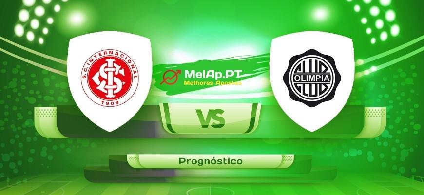 Internacional vs Club Olimpia – 06/05-03:00