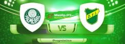Palmeiras vs CSD Defensa y Justicia – 18-05-2021 22:15 UTC-0