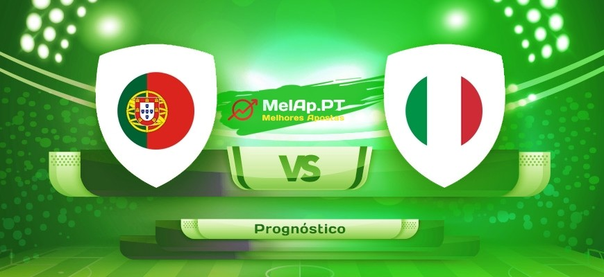 Portugal -21 vs Itália -21 – 31-05-2021 19:00 UTC-0