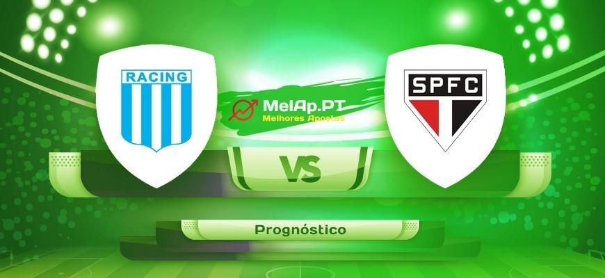 Racing Avallaneda vs SAO Paulo – 06/05-01:00