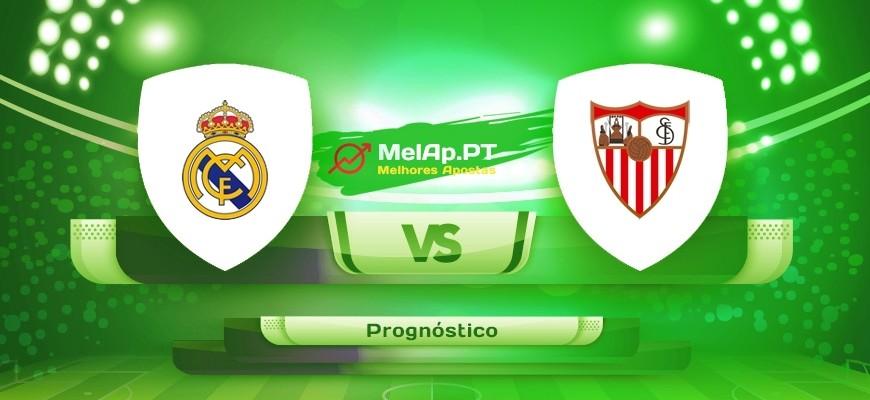 Real Madrid vs Sevilha – 09-05-2021 19:00 UTC-0