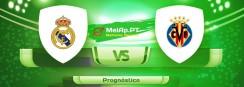 Real Madrid vs Villarreal – 22-05-2021 16:00 UTC-0