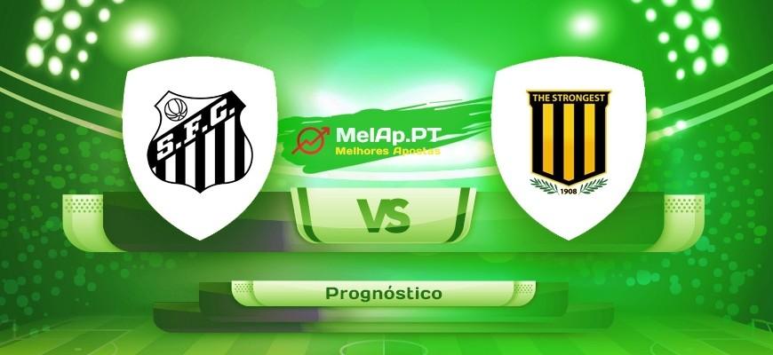 Santos vs The Strongest – 05/05-01:15