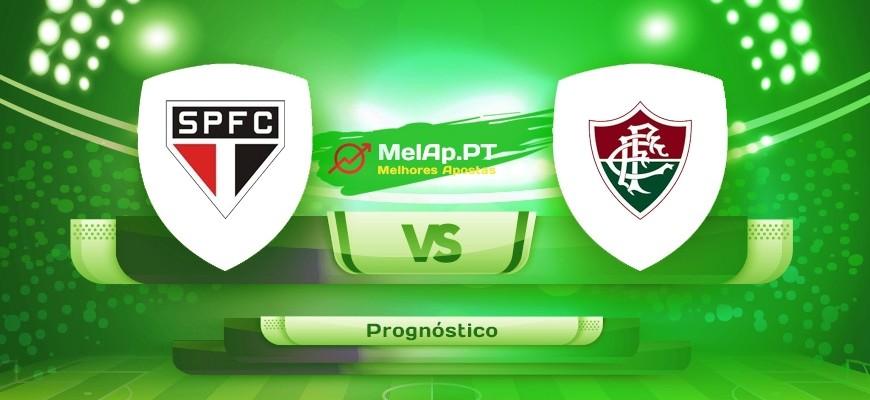 SAO Paulo vs Fluminense RJ – 30-05-2021 00:00 UTC-0