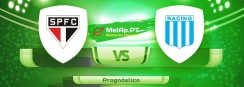 SAO Paulo vs Racing Avallaneda – 19-05-2021 00:30 UTC-0