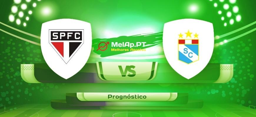 SAO Paulo vs Sporting Cristal – 26-05-2021 00:30 UTC-0