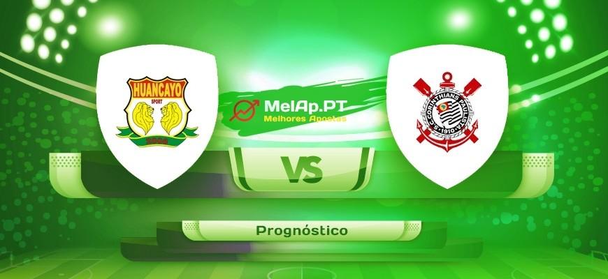 Sport Huancayo vs Corinthians – 07/05-03:30