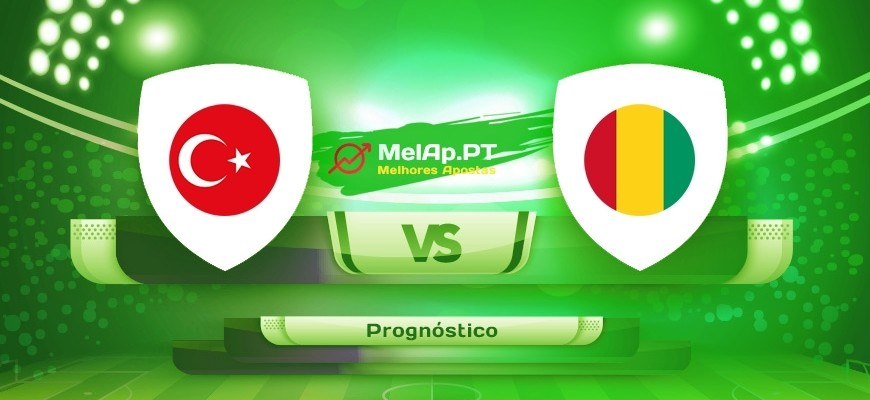 Turquia vs Guiné – 31-05-2021 17:00 UTC-0