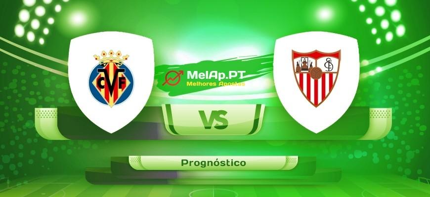 Villarreal vs Sevilha – 16-05-2021 16:30 UTC-0