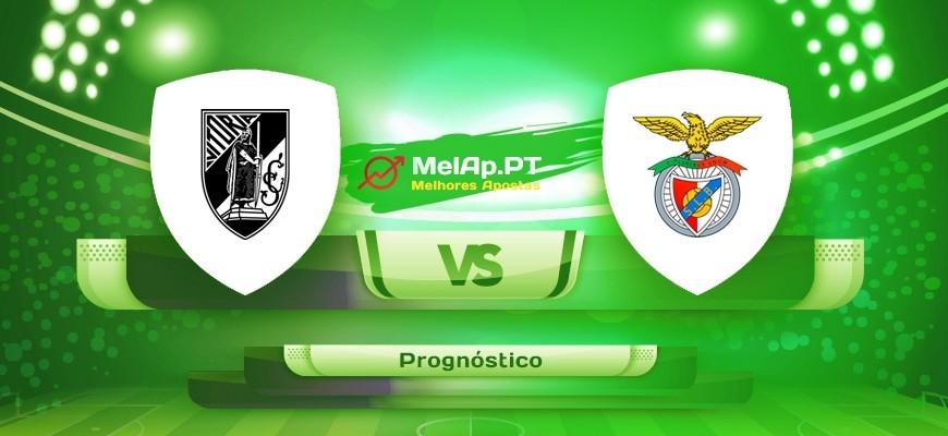 Vitória Guimarães vs Benfica – 19-05-2021 19:00 UTC-0