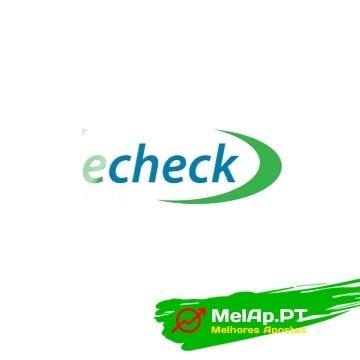 eCheck – Sistema de pagamento para apostas desportivas e jogos de casinos online em Portugal