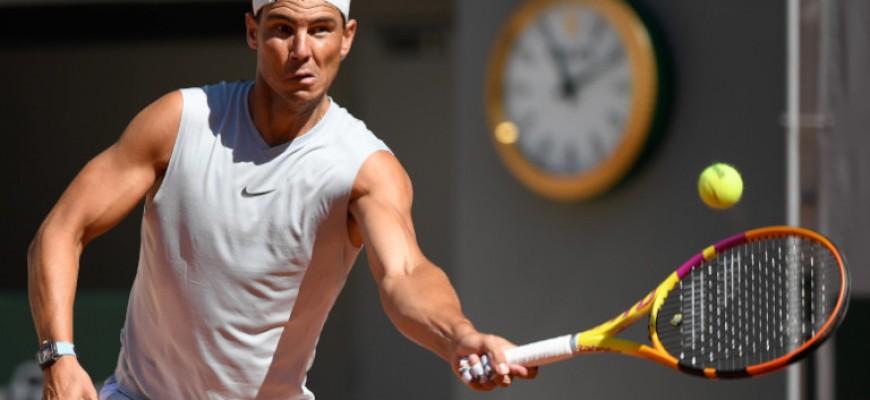 Apostando Rafael Nadal - Alexei Popyrin: Rafa inicia a estrada em Roland Garros 2021   Informações e probabilidades aqui - Melap.PT