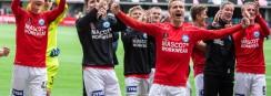 A subsidiária Betsson retoma o patrocínio do futebol dinamarquês da segunda divisão