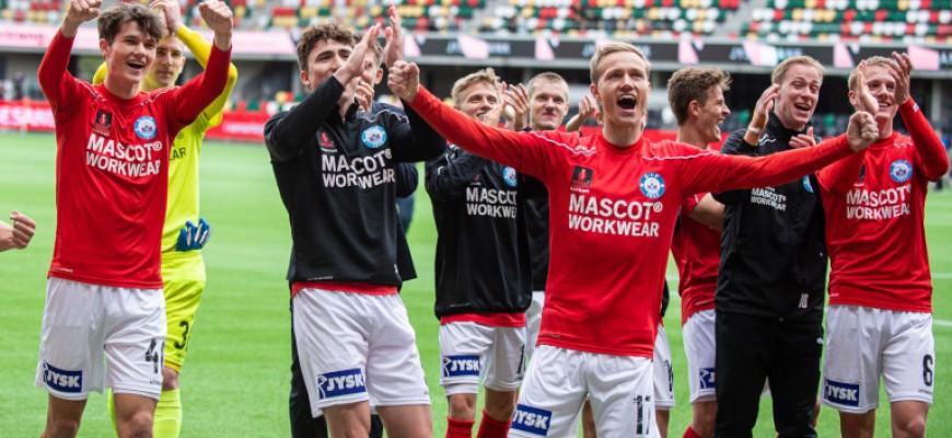 A subsidiária Betsson retoma o patrocínio do futebol dinamarquês de segunda divisão - Melap.PT
