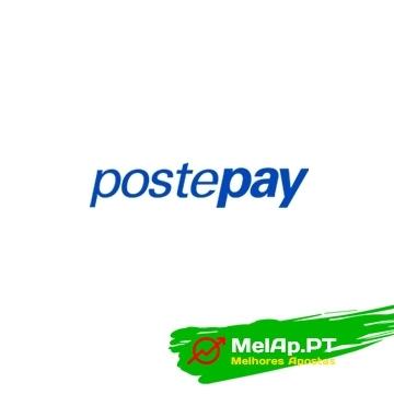 Postepay – Sistema de pagamento para apostas desportivas e jogos de casinos online em Portugal