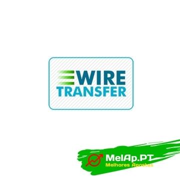 Wire Transfer – Sistema de pagamento para apostas desportivas e jogos de casinos online em Portugal