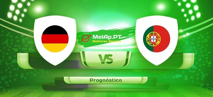 Alemanha -21 vs Portugal -21 – 06-06-2021 19:00 UTC-0