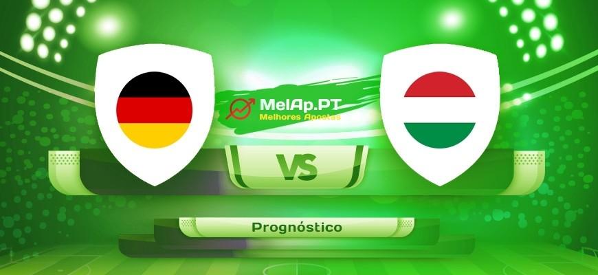 Alemanha vs Hungria – 23-06-2021 19:00 UTC-0