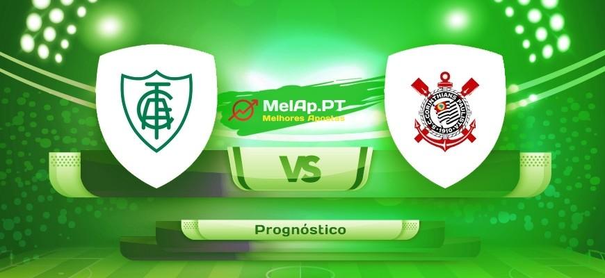 América FC MG vs Corinthians – 06-06-2021 19:00 UTC-0