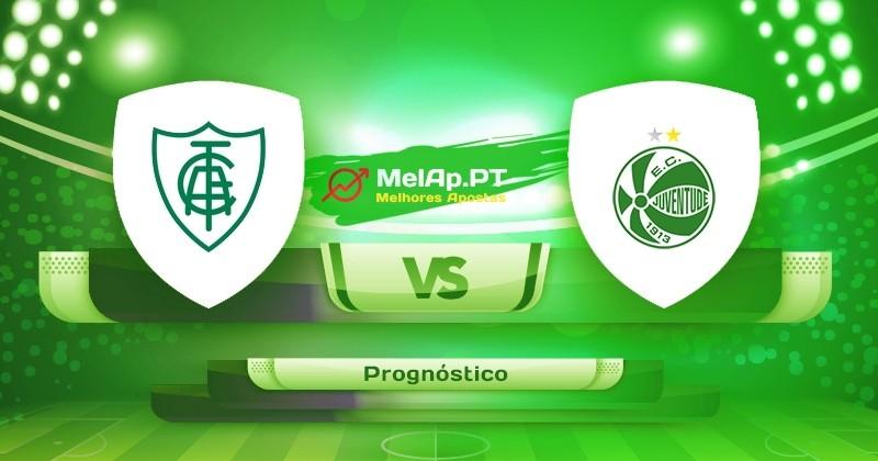 América FC MG vs EC Juventude RS - 24-06-2021 19:00 UTC-0
