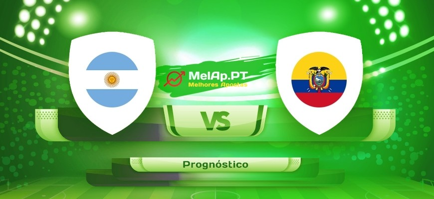 Argentina vs Equador – 04-07-2021 01:00 UTC-0