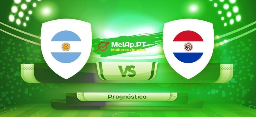 Argentina vs Paraguai – 22-06-2021 00:00 UTC-0