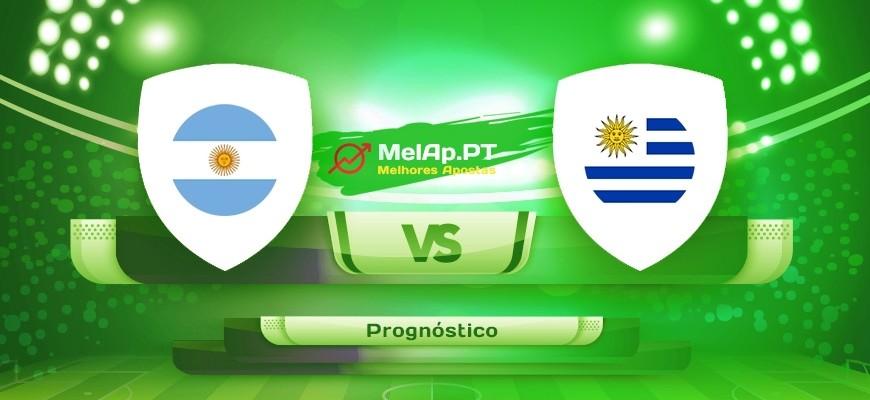 Argentina vs Uruguai – 19-06-2021 00:00 UTC-0