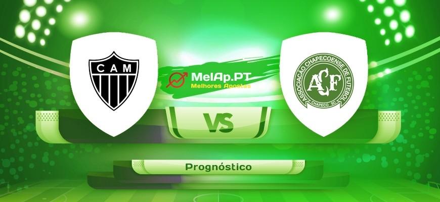 Atletico Mineiro vs Chapecoense SC – 21-06-2021 23:00 UTC-0