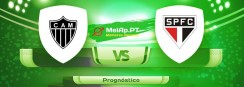 Atletico Mineiro vs SAO Paulo – 13-06-2021 19:00 UTC-0