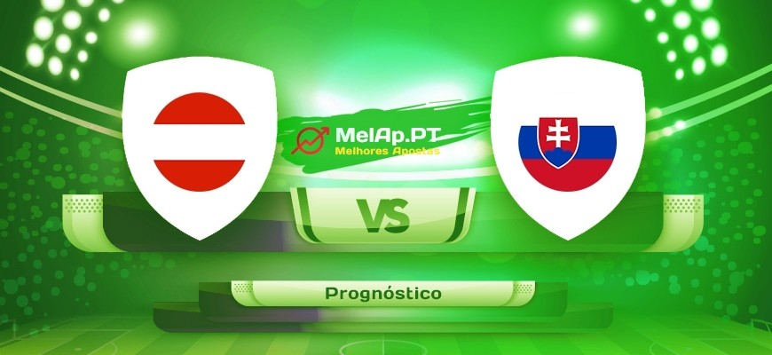 Áustria vs Eslováquia – 06-06-2021 15:30 UTC-0