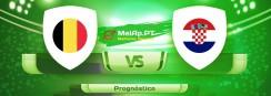 Bélgica vs Croácia – 06-06-2021 18:45 UTC-0
