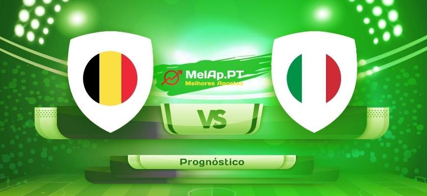 Bélgica vs Itália – 02-07-2021 19:00 UTC-0