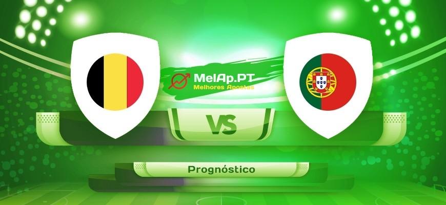Bélgica vs Portugal – 27-06-2021 19:00 UTC-0