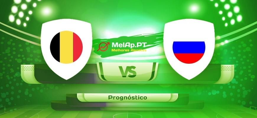 Bélgica vs Rússia – 12-06-2021 19:00 UTC-0