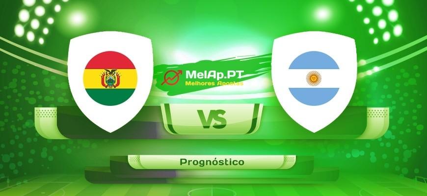 Bolívia vs Argentina – 27-06-2021 21:00 UTC-0