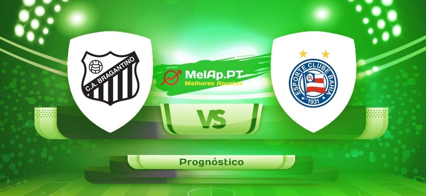 Bragantino-Sp vs EC Bahia – 06-06-2021 00:00 UTC-0