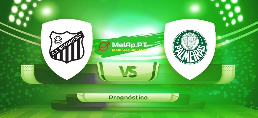 Bragantino-Sp vs Palmeiras – 23-06-2021 22:00 UTC-0