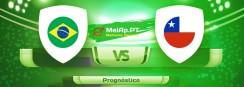 Brasil vs Chile – 03-07-2021 00:00 UTC-0