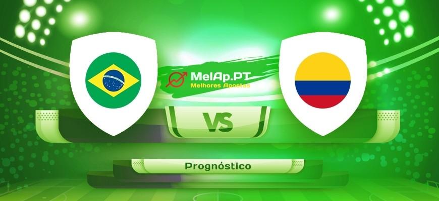 Brasil vs Colômbia – 24-06-2021 00:00 UTC-0