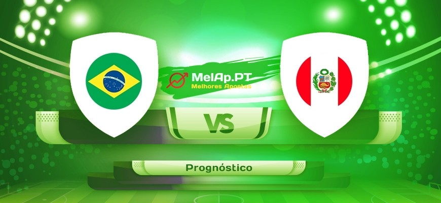 Brasil vs Perú – 18-06-2021 00:00 UTC-0