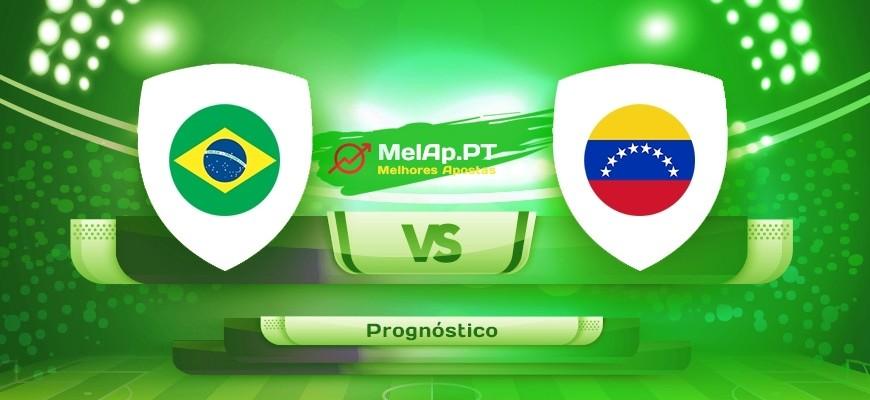 Brasil vs Venezuela – 13-06-2021 21:00 UTC-0