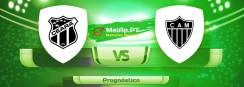 Ceará SC CE vs Atletico Mineiro – 24-06-2021 22:00 UTC-0
