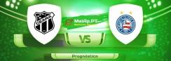 Ceará SC CE vs EC Bahia – 17-06-2021 19:00 UTC-0