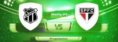 Ceará SC CE vs SAO Paulo – 27-06-2021 23:30 UTC-0